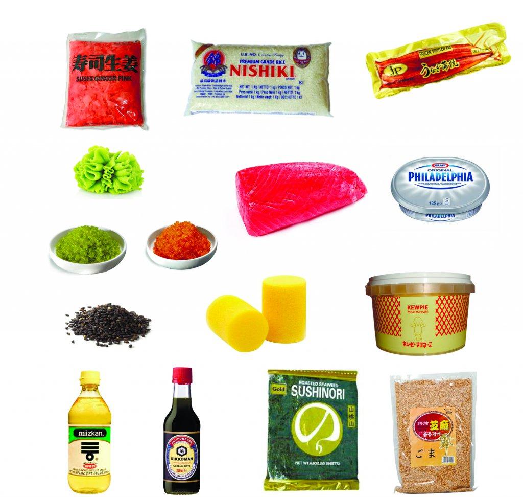 набор продуктов для похудения видео